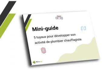 Mini guide plombier chauffagiste