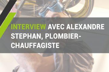 Interview plomberie chauffagiste