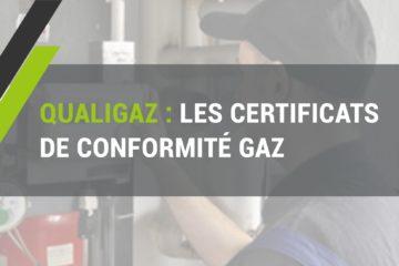 certificats de conformité