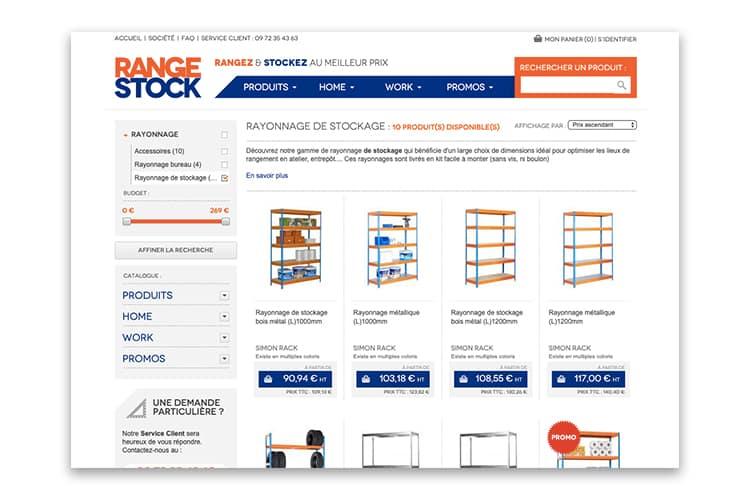Range Stock