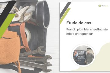 etude de cas plombier micro-entrepreneur