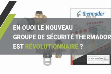 Thermador Groupe de sécurité