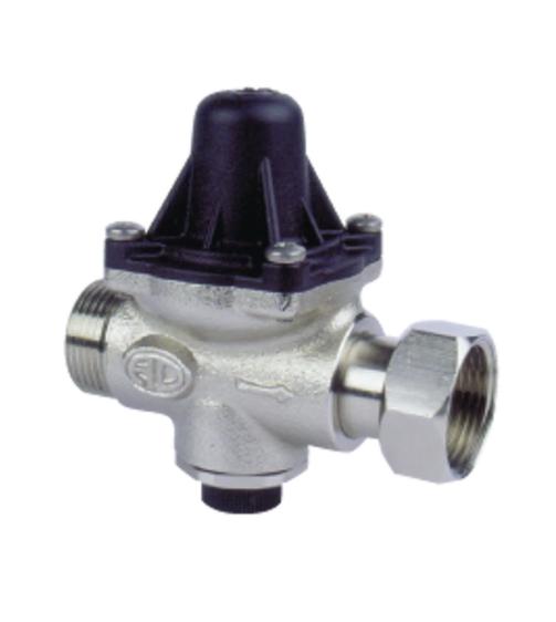 """Socla - Réducteur de pression spécial chauffe-eau type SECURO 5SP - Mâle Femelle - Diam. 3/4"""""""